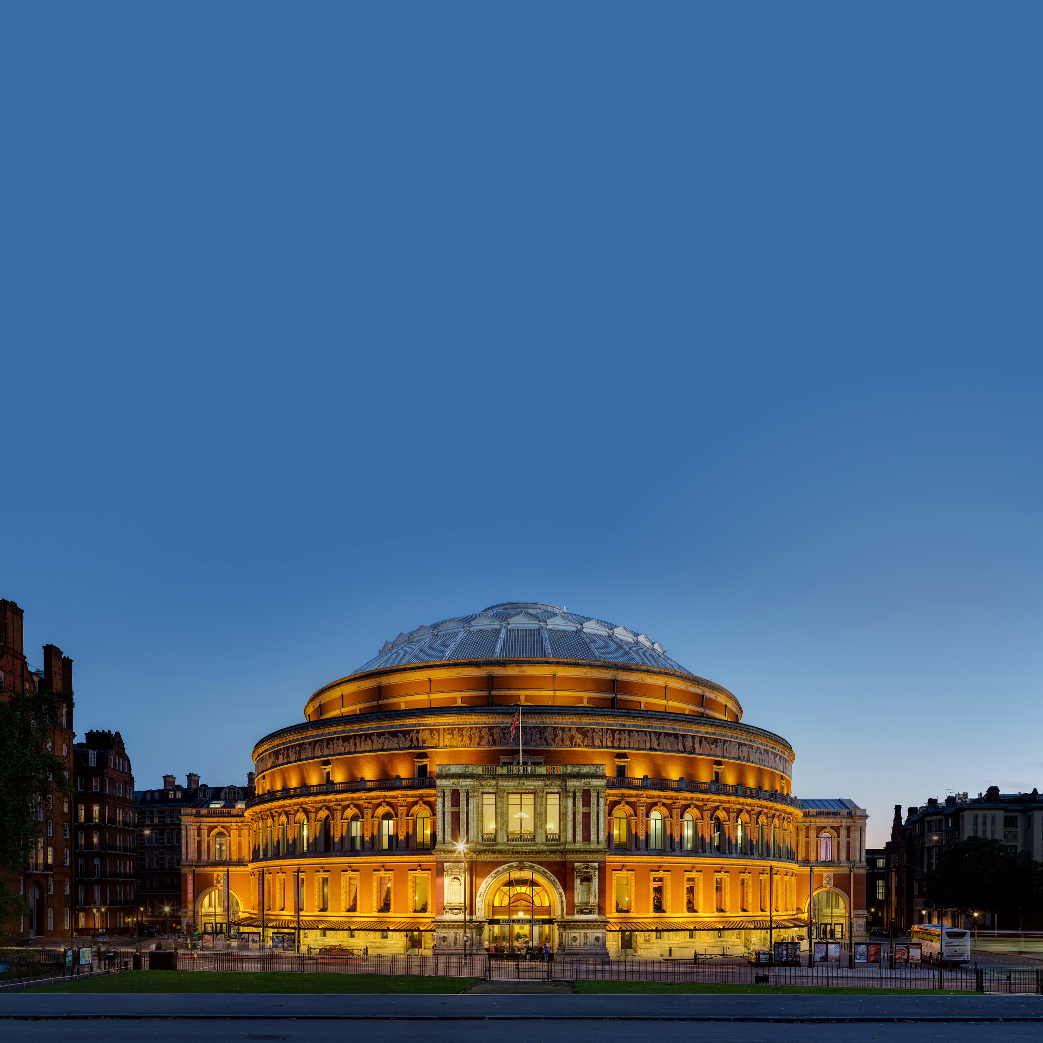 Royal albert hall for concert promotion