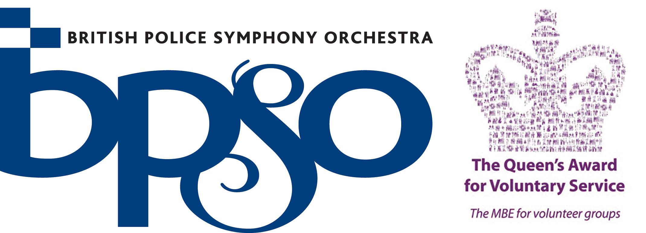 British Police Symphony Orchestra Logo